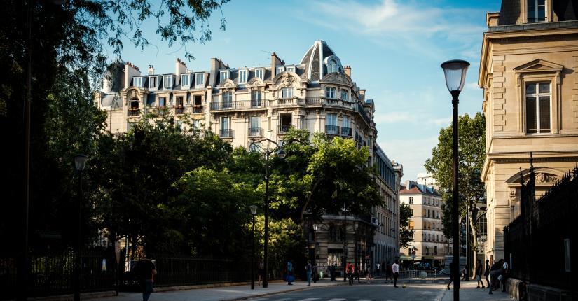 Hôtel l'Antoine - Situation